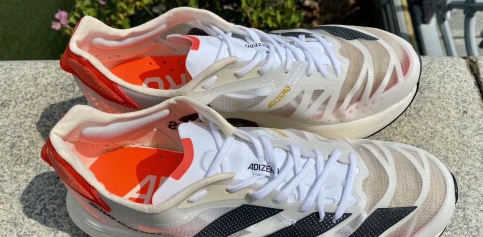 Adidas Adizero Adios Pro 2 - Top