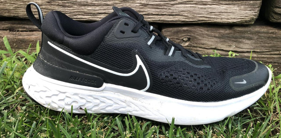 Nike React Miler 2 - Lateral Side